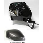 エルグランド(E52系)<br>ドアミラー カメラ付き<br>右側 【純正中古品】