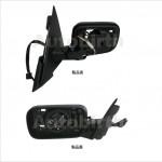 E46 3シリーズ <BR>セダン/ツーリング<BR>左ハンドル車用 <BR>ドアミラー左側【新品】