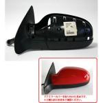 S60(01-03) V70(00-03)<br>ドアミラー<br>右H 左側 【純正中古品】