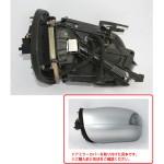 W210 後期 ドアミラー<br>右H 左側 【純正中古品】